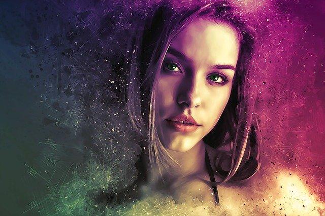 žena a krása