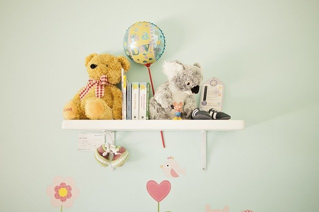 dětská stěna