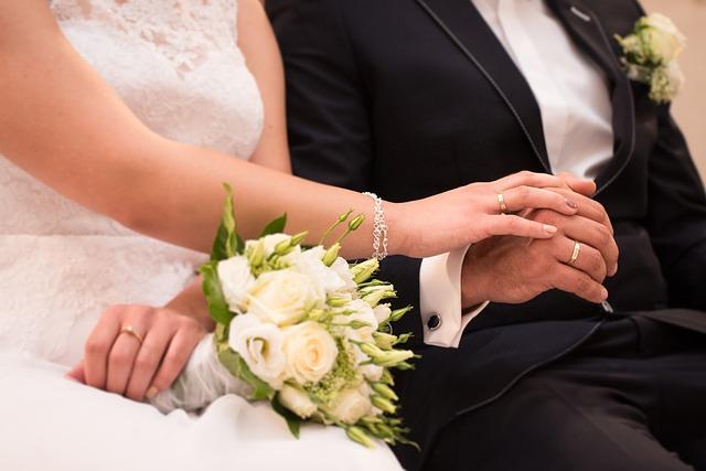 nevěsta, ženich