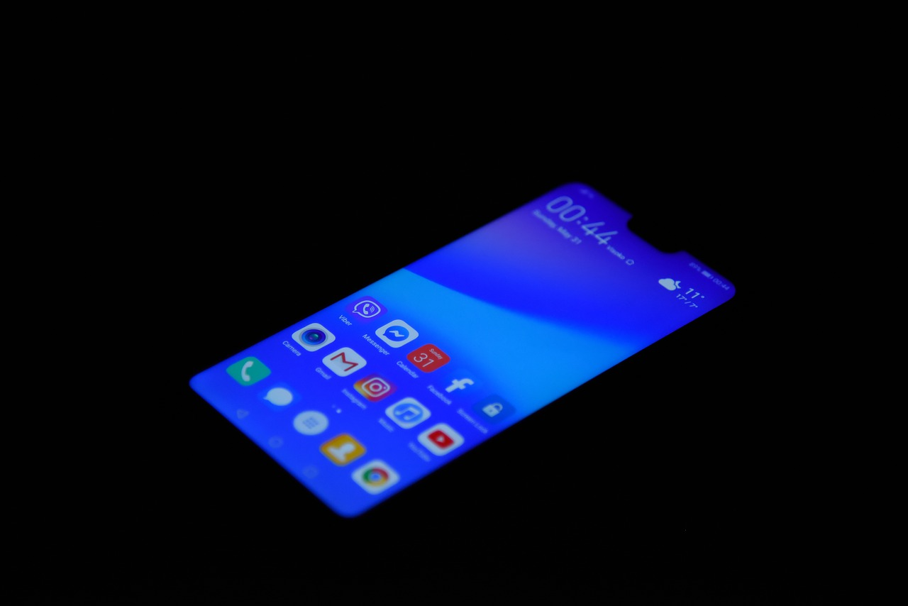 telefon značky Huawei